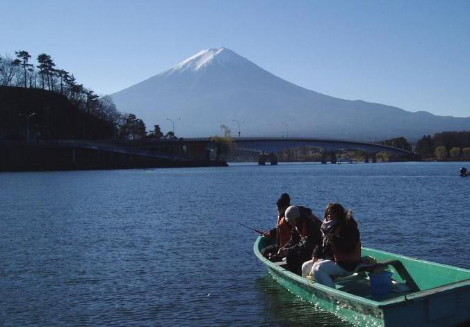 ☆富士五湖 河口湖ワカサギ釣り情報 WAKASAGI PRESS